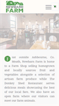 Mobile Preview of newbarnfarm.ie