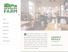 Tablet Preview of newbarnfarm.ie